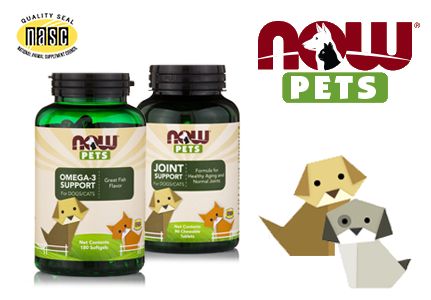 NOW Pets, Healthy Supplements