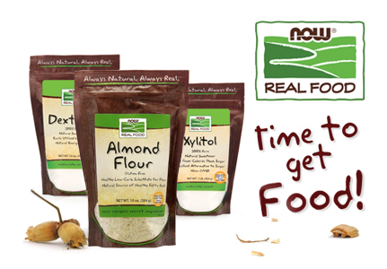 NOW Real Food, Feed For Health